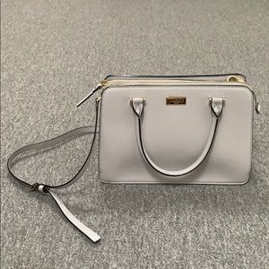 Kate Spade Box Satchel Crossbody Bag
